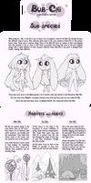 Bub-Chi species guide - Sub-Species by KetLike