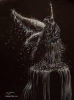 Water Faerie by sidneyeileen