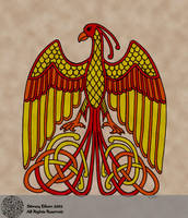 Zoomorph Phoenix by sidneyeileen