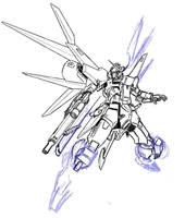 Gundam DESTINY by V2Buster