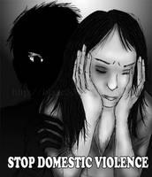 STOP DOMESTIC VIOLENCE by blaze35