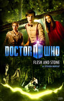 Flesh and Stone POSTER by TheWatcherOnTheWall