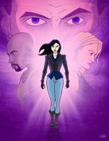AKA Jessica Jones by TheWatcherOnTheWall