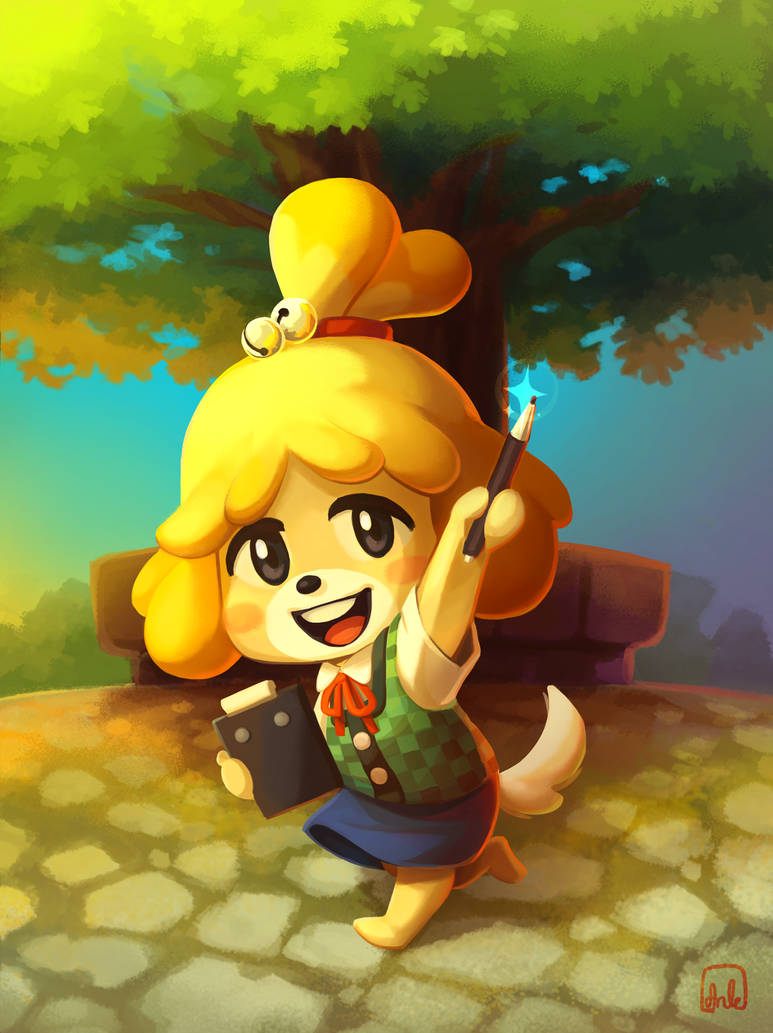 Isabelle by DraNKa