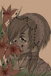 Flowers of Horror by Gabbi
