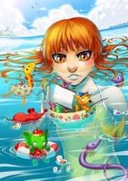 Sea of Dreams - Version 2 by Gabbi