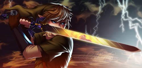 Fanart of the Week - Link's Final Battle by Gabbi