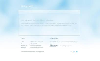 matthias-muth.com by matthiasmuth