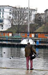 Fisherman's life by Amandoi