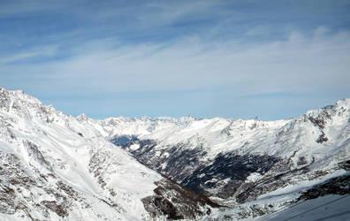 The Alps by Amandoi