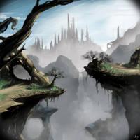 Landscape 01 by arsenalgearxx