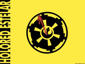 Watchmen-ish HES logo by Gardek