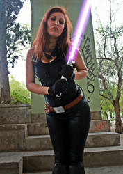 Mara Jade cosplay - Sexy by Gardek