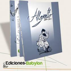 Allegretto, de Borja Yague by ediciones-babylon