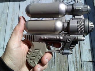 prop blaster by Sch1itzie