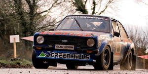 Galway Int08 - Ford Escort by mole2k