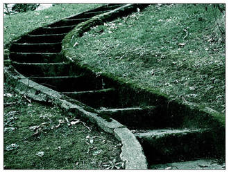 Steps II by mole2k