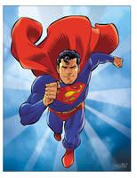 Superman by urban-barbarian