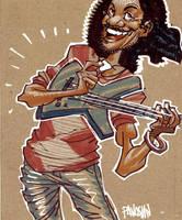 Rock that Guitar by urban-barbarian