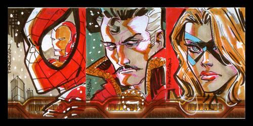 Iron Man last batch by urban-barbarian