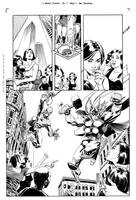 Sneak X-Factor Forever THOR by urban-barbarian