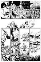 Conan page dump by urban-barbarian