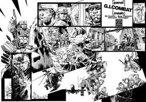 G I Combat Panel Mash by urban-barbarian
