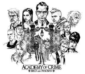 Academy of Crime by urban-barbarian