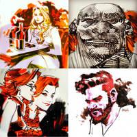 Instagrammies #4 by urban-barbarian