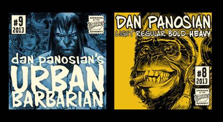 Urban Barbarian Font! by urban-barbarian
