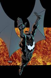 Batwing #30 by urban-barbarian