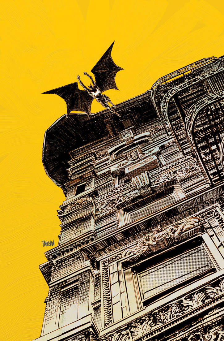 Batwing #31 by urban-barbarian