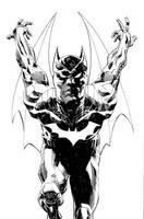 Batwing by urban-barbarian