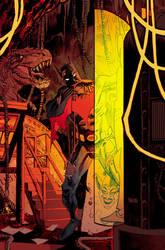 Batman Beyond by urban-barbarian
