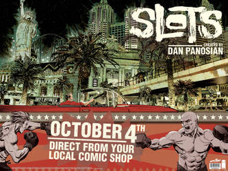 SLOTS Promo Poster! by urban-barbarian