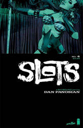 SLOTS cover #4 by urban-barbarian