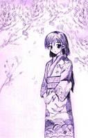 Sakura - Alina's Kimono by enkelikitten