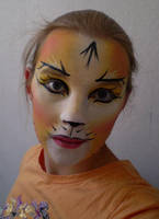 Freestyle Demeter, CATS makeup by enkelikitten
