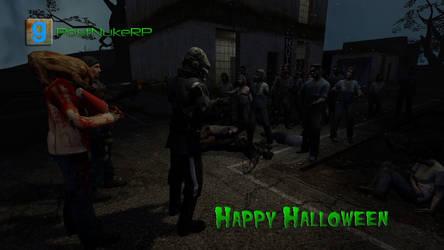 Pnrp Halloween by eldarstorm
