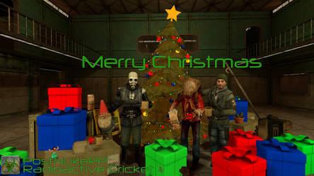 Vault Christmas 2018 by eldarstorm