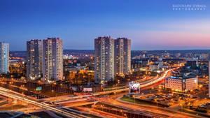 Katowice by Dybcio