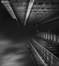 Black Towers by Dybcio