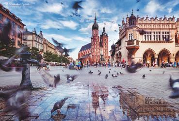 Cracow by Dybcio