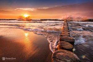 Waves by Dybcio