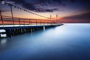 Pier by Dybcio