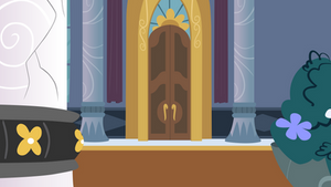 Cadance Room Door Vector by StarshineCelestalis