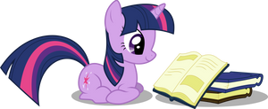 Twilight Studying by StarshineCelestalis