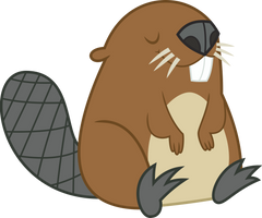 Never leave your beaver unattended by StarshineCelestalis