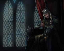 Melkor by Skvorr