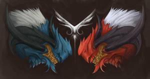 Twin_Dragon_ID by zombie-ninja